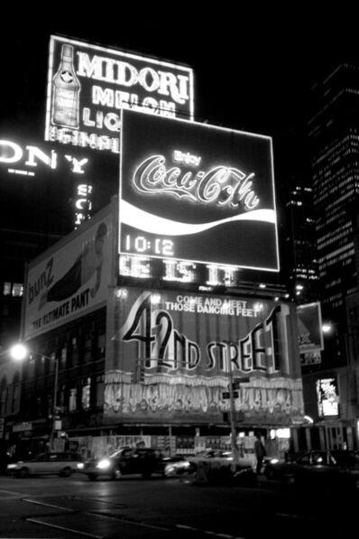 Patrick McMullan, 'Times Square'