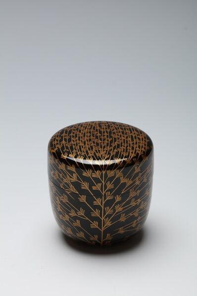 Sokaku Murata, 'Tea Caddy with Willow (T-4367)', 1980s