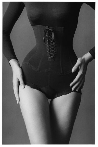 Jeanloup Sieff, 'The corset, New York', 1962