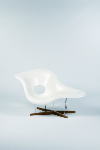 Charles Eames, 'The Chair in polyester resin, steel and wood', 1948