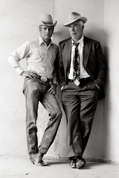 Terry O'Neill, 'Paul Newman and Lee Marvin', 1972