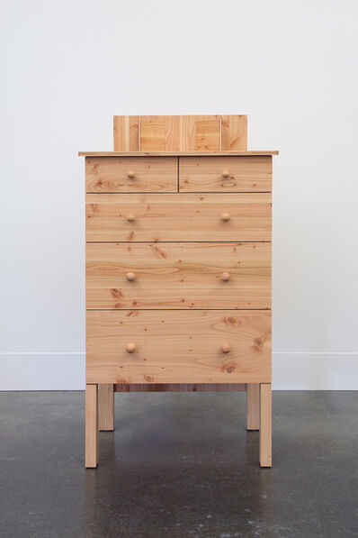 Roy McMakin, 'A Chest of Drawers', 1987-2014