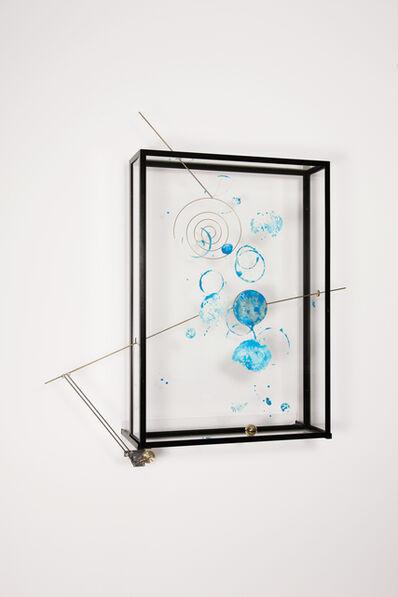 Rebecca Horn, 'Augen Wirbel', 2015