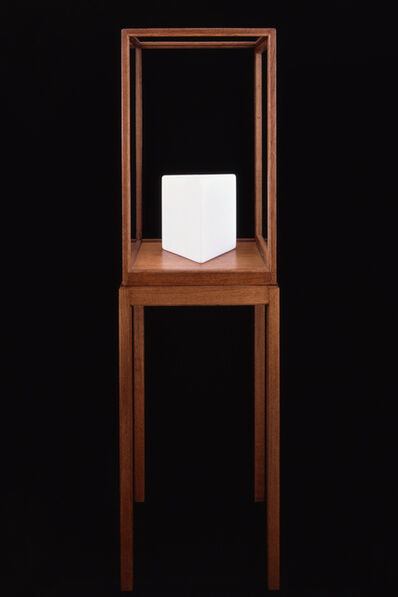 James Lee Byars, 'The Triangle Book', 1990