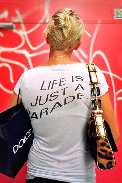 Susan Barnett, 'Life Is Just A Parade', 2009