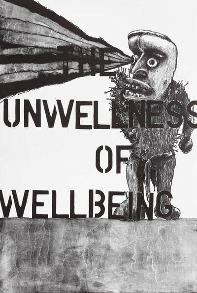 Jake & Dinos Chapman, 'Unwellness of Wellbeing', 2019
