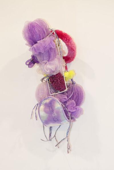 Aimee Hertog, 'Purple Totem', 2016
