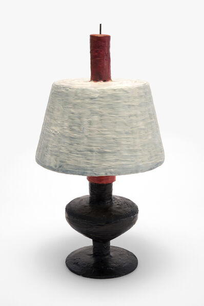 Jim Chatelain, 'Candle Lamp', 1989