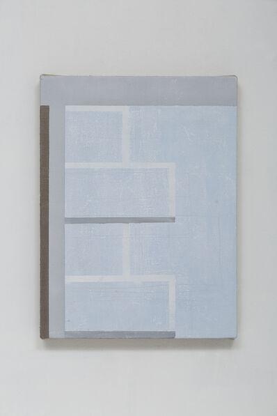 Fabio Miguez, 'Tijolo azul', 2016