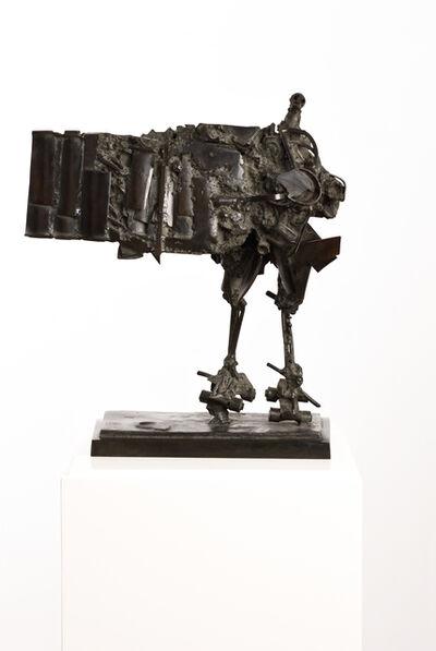 César, 'POULE GILLOU II', 1998