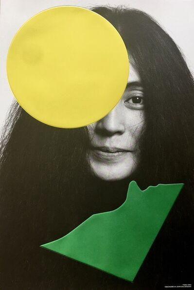 John Baldessari, 'Yoko Ono', 2018