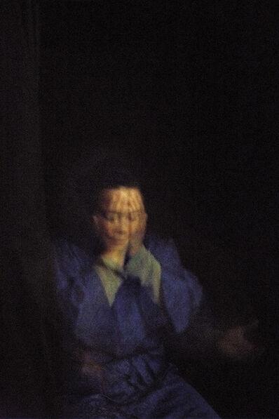 Shannon Taggart, 'Medium Sylvia Howarth enters a trance. England, 2013', 2013