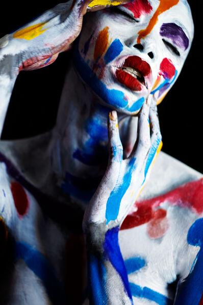 Bradley Theodore, 'Georgie Closeup', 2015