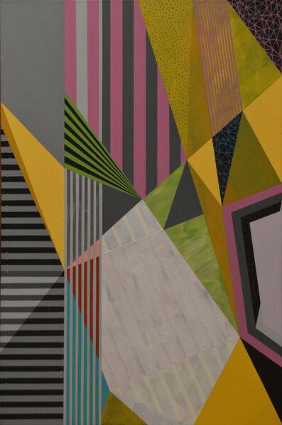 Dan Tranberg, 'Untitled (pinstripe)'