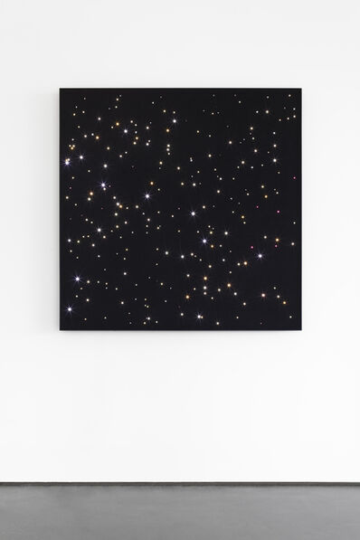Angela Bulloch, 'Night Sky: Draco.4', 2019