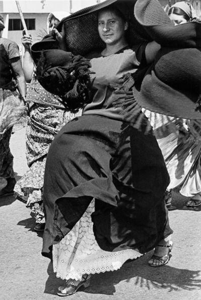 Graciela Iturbide, 'Marcha política (Political rally), Juchitán, Oaxaca', 1984