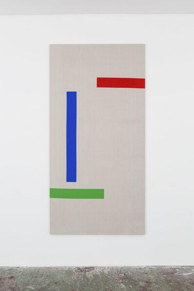 Mateo Tannatt, 'Barn Painting 10', 2015