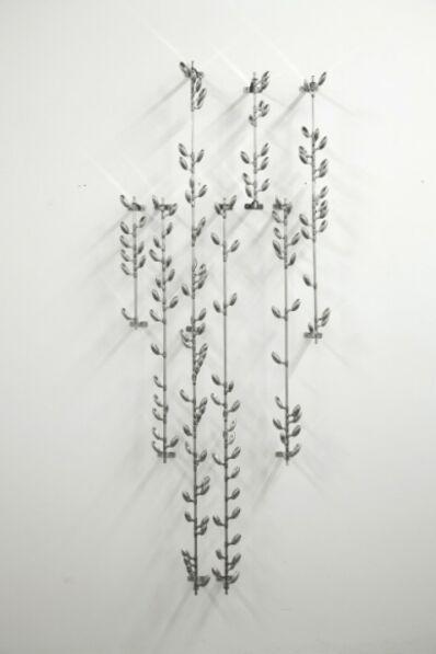 Loris Cecchini, 'Hypermeasures for vertical orchestra', 2015