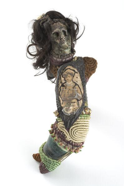 Joyce J. Scott, 'Mammie Wada V', 1978-1981