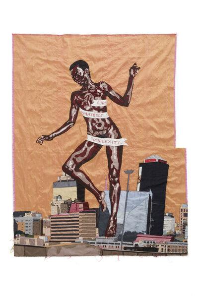 Billie Zangewa, 'The Rebirth of the Black Venus', 2010