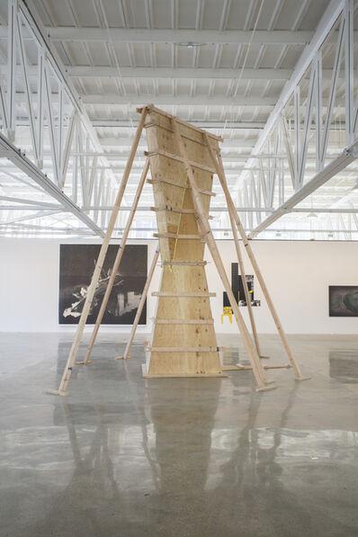 Miguel Andrade Valdez, 'Encofrado construção III', 2015