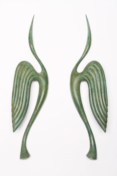 Judy Kensley McKie, 'Dove Door Handles', 2009