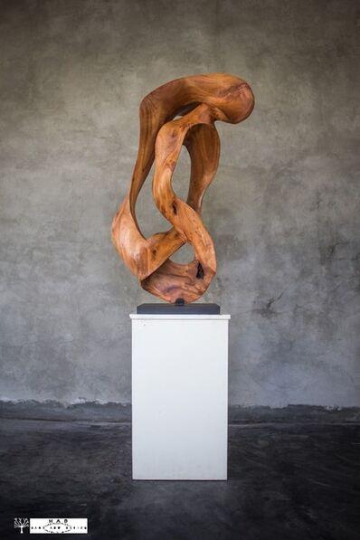 Dwita Arya, 'Melamun', 2018