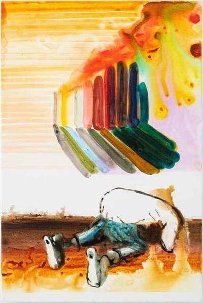 John Kørner, 'Escape', 2020