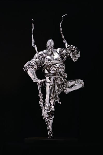 Ren Zhe 任哲, '神将 - 秦叔宝; Divinity General - Qin Shu Bao', 2016