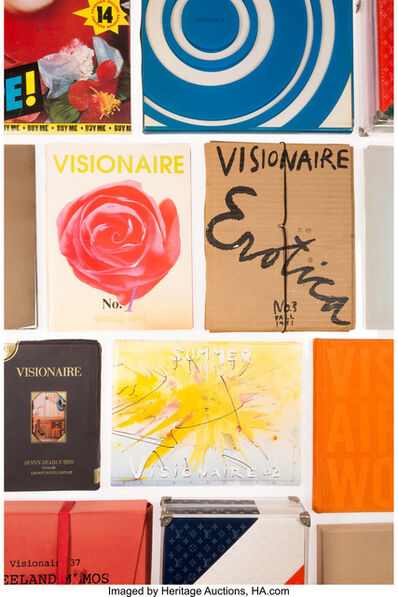 Visionaire, 'Collection of Limited Edition Installments (15 works)', 1991-1997