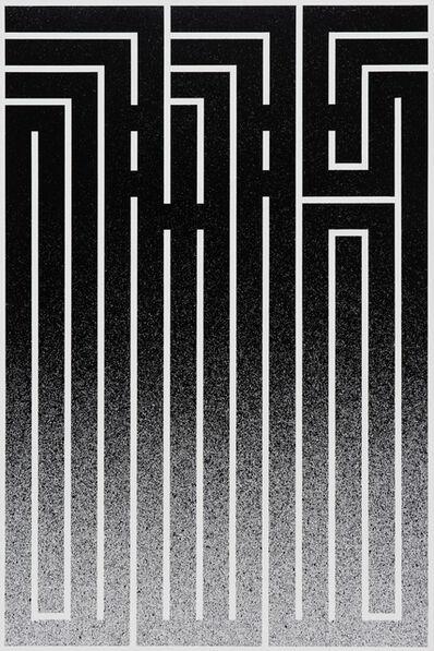 L'ATLAS, 'Midnight Fade II', 2019