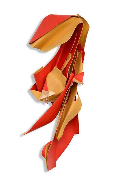 Susan Manspeizer, 'Passionate Red', 2014