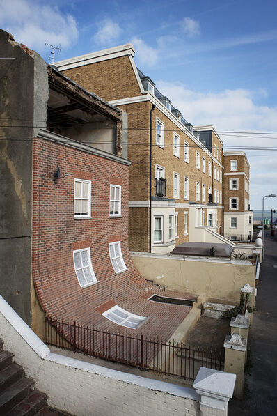 Alex Chinneck, 'From the knees of my nose to the belly of my toes', 2018