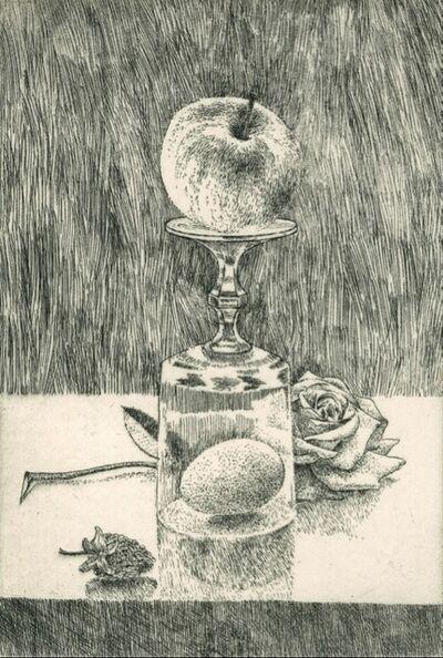 David Tindle, 'Still Life with Apple', 1996