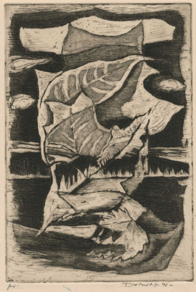 Werner Drewes, 'Autumn Leaves', 1975-78