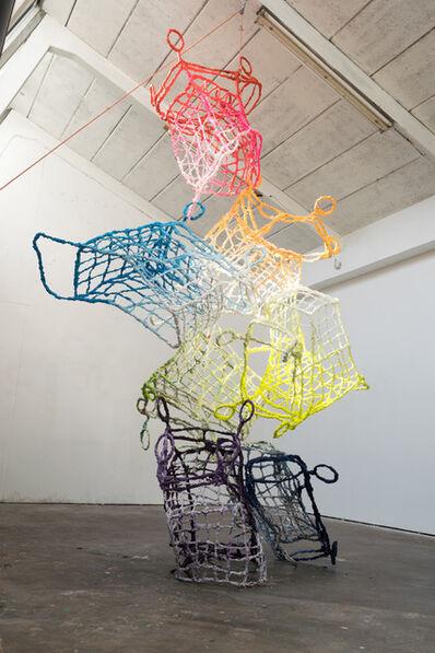 Stefan Gross, 'Shopping Rainbow', 2019