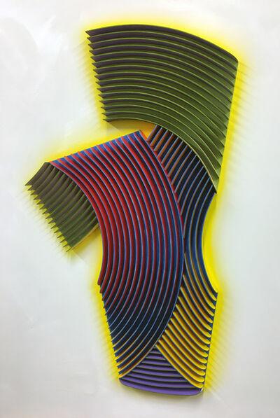Peter Monaghan, 'Fold 14', 2020