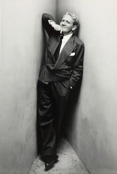 Irving Penn, 'Spencer Tracy (1 of 2), New York', 1948