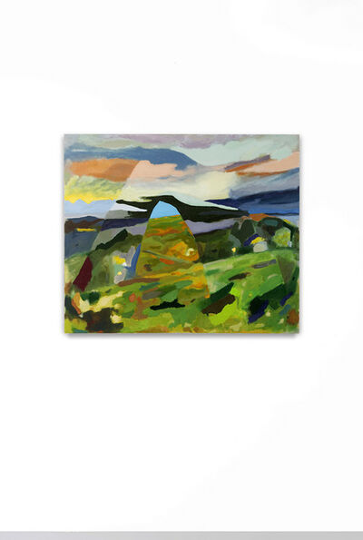 We Are The Painters, 'Paysage SLLAM (Puy Mary)', 2019