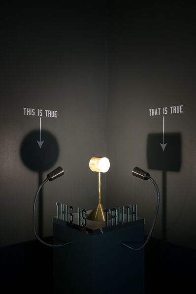 Olivia Steele, 'This is the Truth', 2018