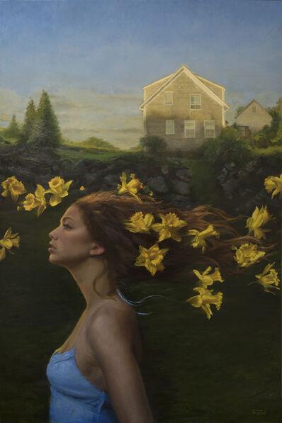Michael Van Zeyl, 'Headwind', 2017