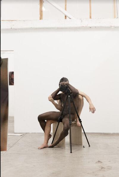 Paul Mpagi Sepuya, 'Figure (0X5A9351)', 2018