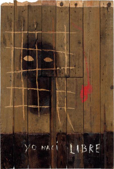 Juan Roberto Diago, 'Yo Nací Libre (I was Born Free)', 2009