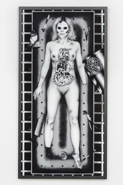 Mary Reid Kelley with Patrick Kelley, 'I Feel Ya, Ophelia', 2016