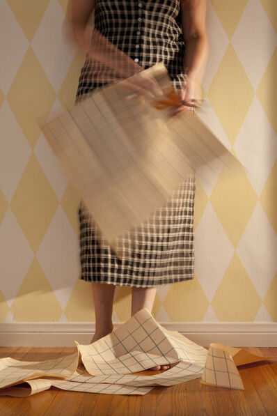 Jane Szabo, 'Grid Dress #3', ca. 2014