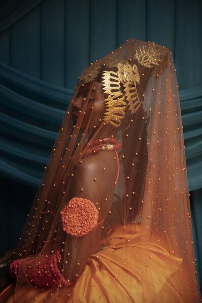 Lakin Ogunbanwo, 'Untitled II', 2019