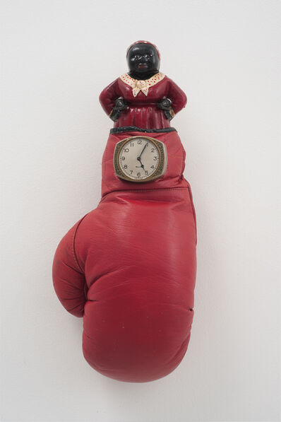 Betye Saar, 'Sock it to Em'', 2011