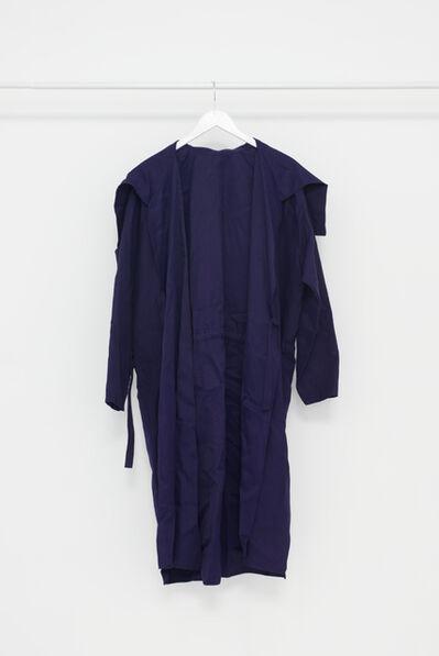 FOS, 'Robe, unisex, blue', 2020