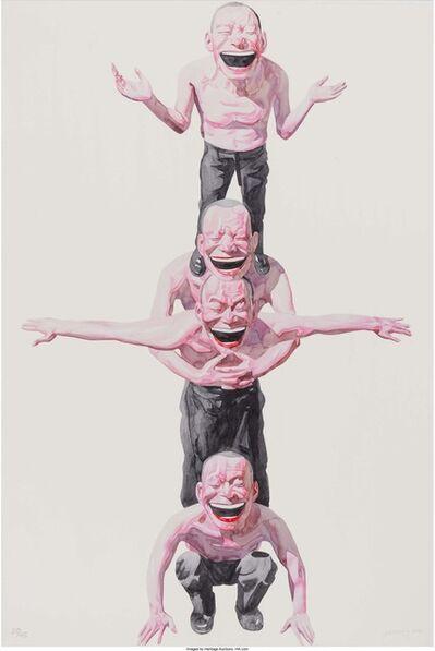 Yue Minjun, 'Untitled (Smile-ism No. 2)', 2006