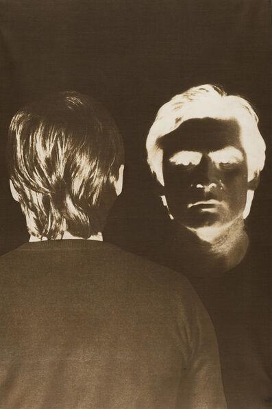 Aldo Tagliaferro, 'L'Io ritratto, particolare n. 25', 1982